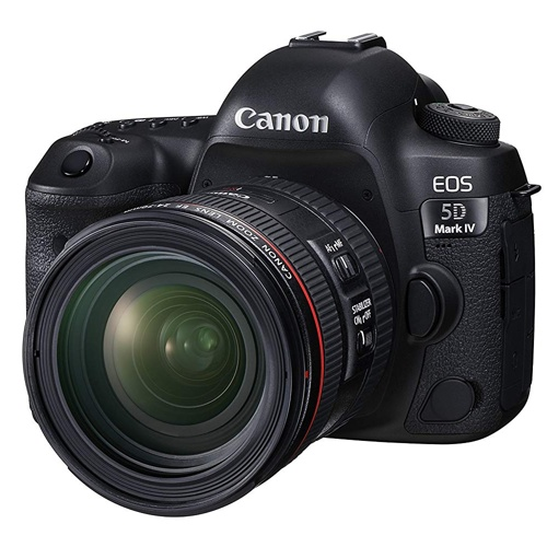 Canon EOS 5D Mark IV + 24-70/4L Lens KIT