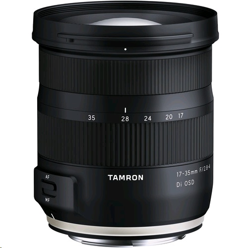 Tamron SP AF17-35mm f/2.8-4 Di-OSD Lens For Canon