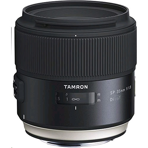Tamron SP 35mm F/1.8 Di USD Lens for Sony A-mount