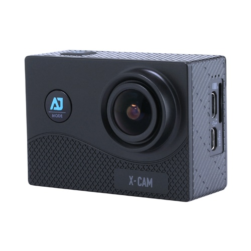 AquaJam X-CAM - True 4K WIFI Action Camera