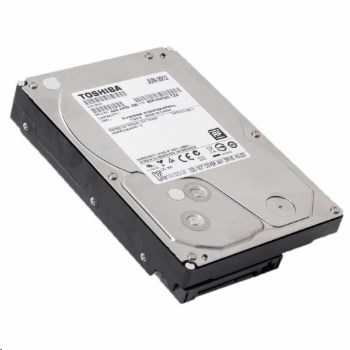 "Toshiba Client Series 3.5"" SATA 3 7200rpm, 64 MB, 6.0G Internal Hard Disk Drive"