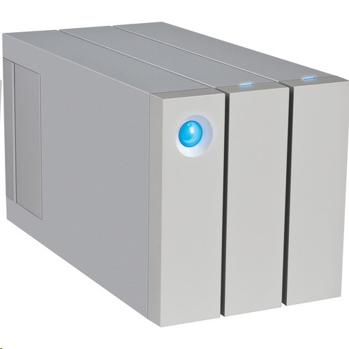 LaCie 2-Bay 8TB Thunderbolt 2 Raid Array External Hard Drive