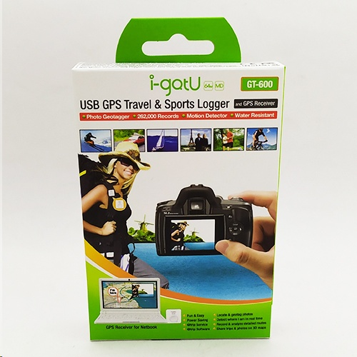 B-Stock Mobile Action i-gotU GPS Travel Logger/ 아이갓유 GPS 여행용 로저