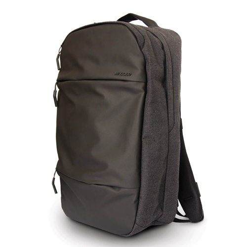 "Incase 15"" City Compact Backpack w/Coated Canvas"