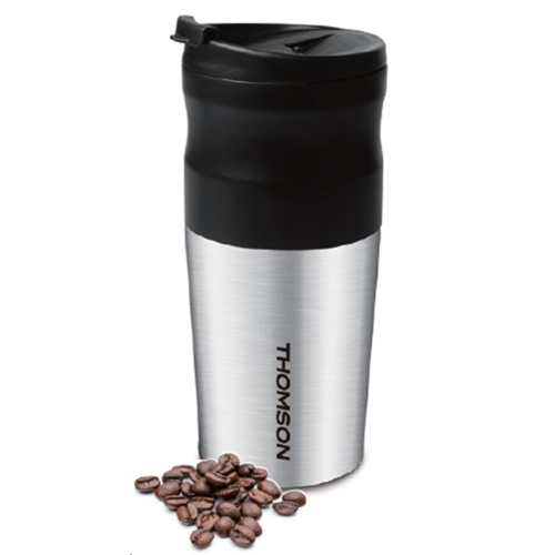 Thomson Portable Electric Coffee Grinder with USB