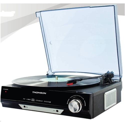 Thomson 3 Speed Turntable