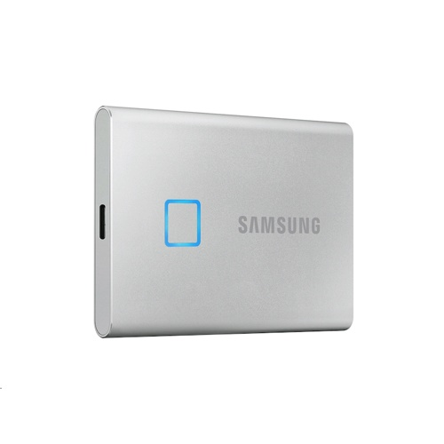 Samsung Portable SSD T7 Touch USB 3.2 External Hard Drive