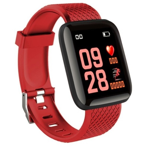 Tec Sante Blood Oxygen Series SD9P Smart Watch