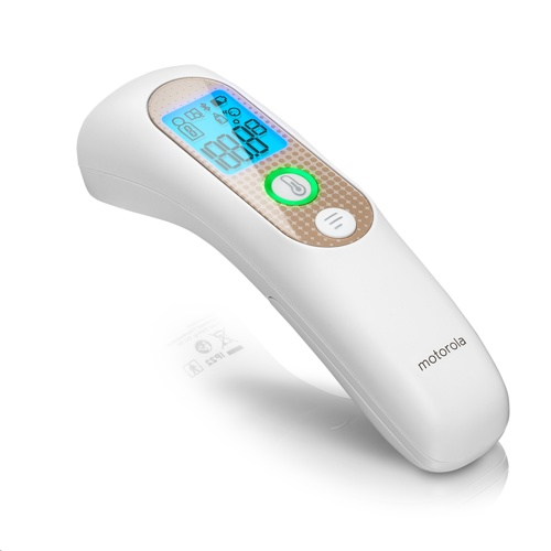 Motorola Smart Touchless Forehead Thermometer
