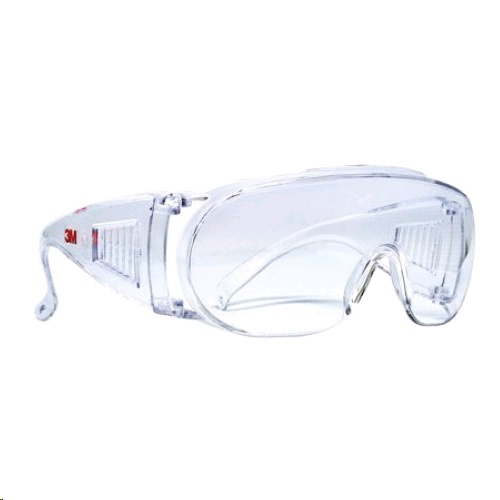 3M 1611 Clear Lens Protective Eyewear