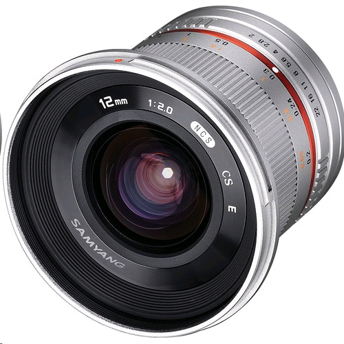 Samyang 12mm F2.0 NCS CS Lens