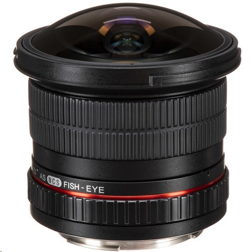 Samyang 12mm F2.8 ED AS NCS FISH-EYE Lens