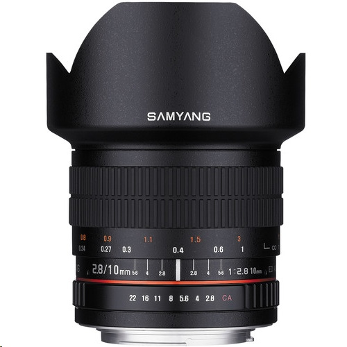 Samyang 10mm F2.8 ED AS NCS CS Lens