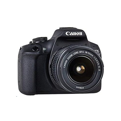Canon EOS 2000D + EF-S 18-55mm IS II Lens Kit