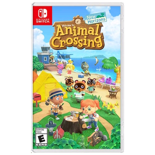 Nintendo Switch Animal Crossing: New Horizons 스위치 동물의 숲