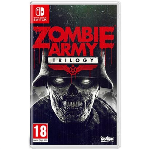 Nintendo Switch Zombie Army Trilogy