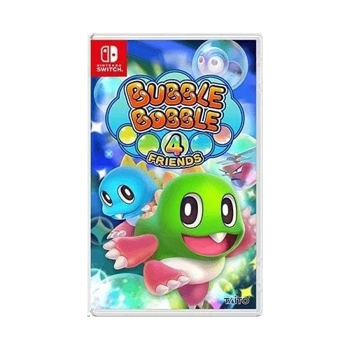 Nintendo Switch Bubble Bobble 4