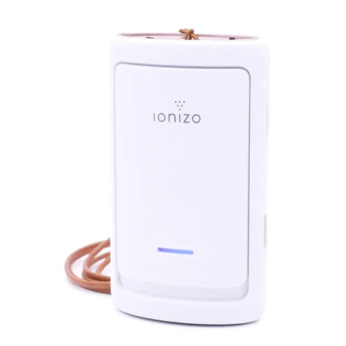 Ionizo 2-in-1 Portable Air Purifier with intelligent air inspection