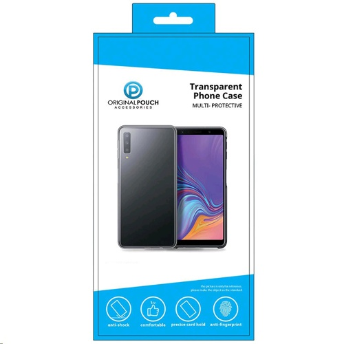Original Pouch Transparent Phone Case for Samsung Galaxy S10+ SM-G975F