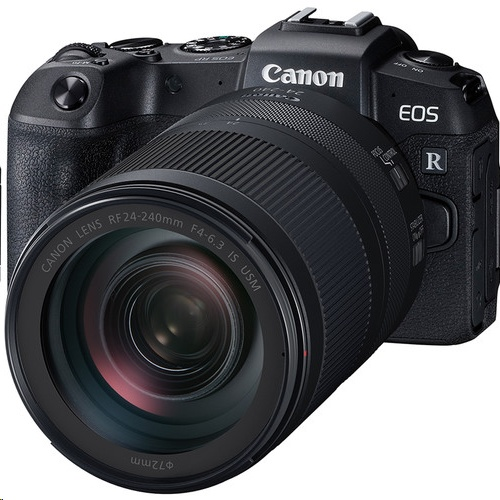 Canon EOS RP + RF 24-240mm f/4-6.3 IS USM Lens Kit