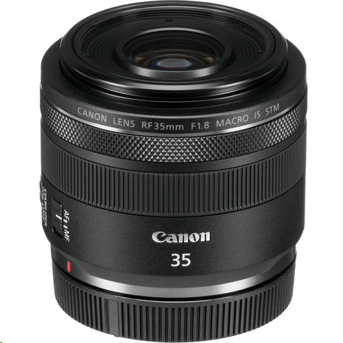 Canon RF 35mm f/1.8 IS Macro STM 鏡頭