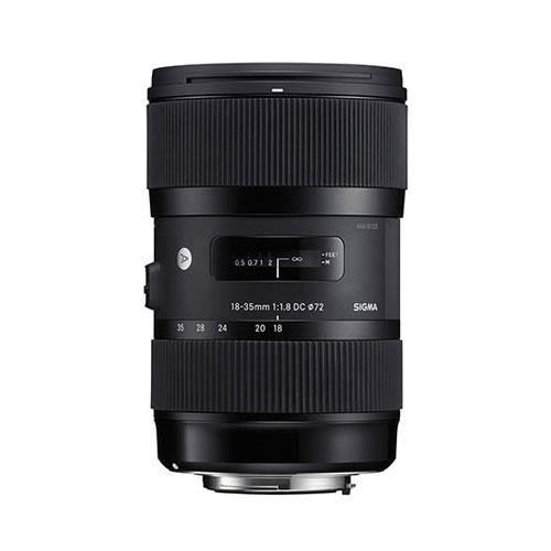 Sigma 18-35mm F/1.8 HSM DC Lens For Nikon F
