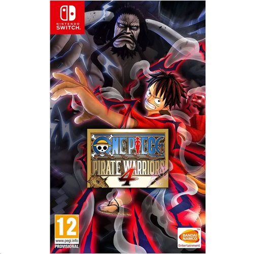 Nintendo Switch One Piece: Pirate Warriors 4