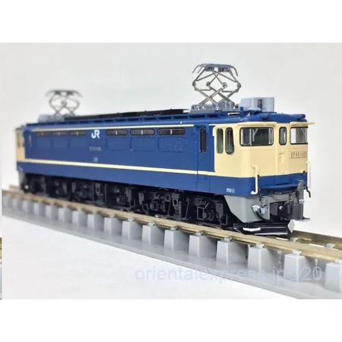 Kato 3061-6 Electric Locomotive Railroad Model EF65 1 Type N Scale 1/150