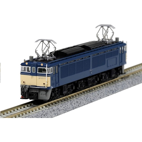 Kato 3085-1 Electric Locomotive Railroad Model EF63 1 Type N Scale 1/150