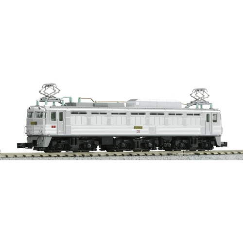 Kato 3067-1 Electric Locomotive Railroad Model EF81 1 Type N Scale 1/150