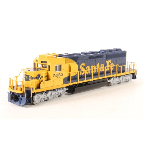 Kato 176-8201 Electric Locomotive Railroad Model SD40-2 Type N Scale 1/150