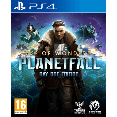 PlayStation Age of Wonders: Planetfall Day One Edition