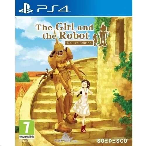 PlayStation The Girl and the Robot Deluxe Edition