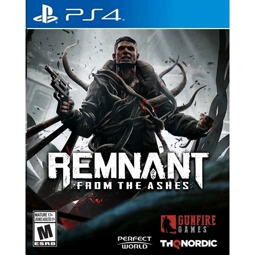 PlayStation Remnant: From the Ashes