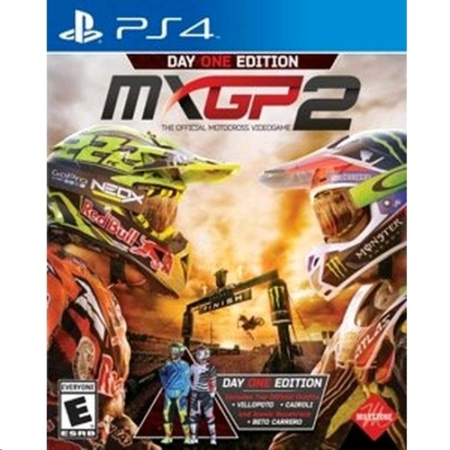 PlayStation MXGP 2 : Day One Edition