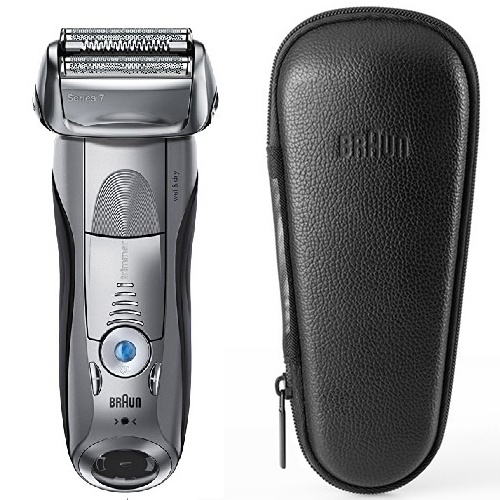 Braun Series 7 7893S-SP Rechargeable Electric Shaver