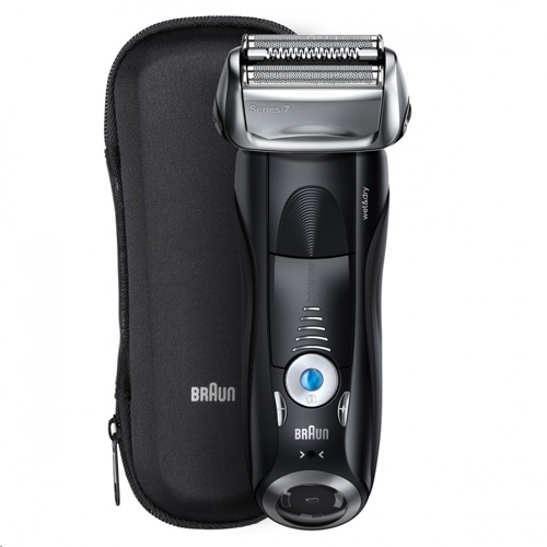 Braun Series 7 7840S-SP Rechargeable Electric Shaver