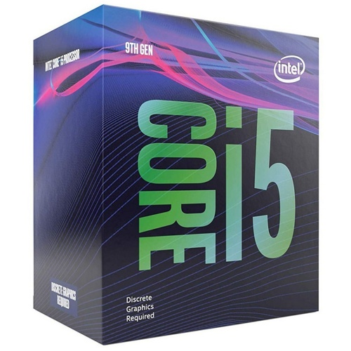 Intel Core i5-9500 Processor 3 GHz Box, 9 MB Smart Cache, CPU