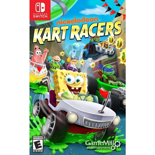 Nintendo Switch Nickelodeon Kart Racers