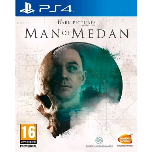PlayStation The Dark Pictures - Man of Medan