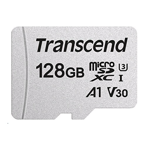 Transcend 300S Micro SDHC UHS-I Card128GB