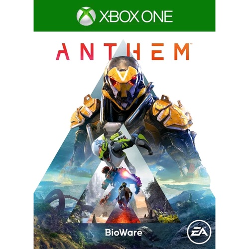 Microsoft Xbox One Anthem