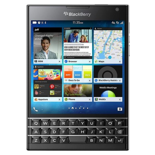 BlackBerry Passport Q30 SQW100-1: RGY181LW 블랙베리 패스포트