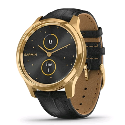 Garmin Vívomove Luxe Hybrid Smart Watch