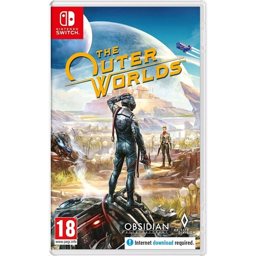 Nintendo Switch The Outer Worlds