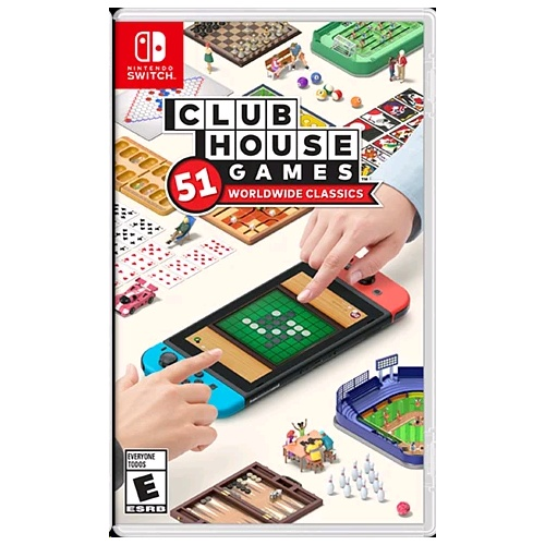 Nintendo Clubhouse Games: 51 Worldwide Classics