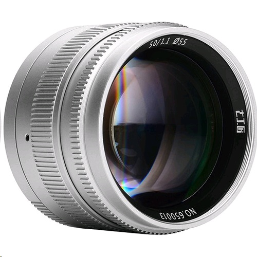 7 Artisans Photoelectric 50mm f/1.1 Lens 鏡頭