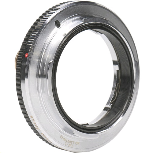 7 Artisans Marco Focus Adapter Ring for Leica-M Mount Lens to Leica-L Body
