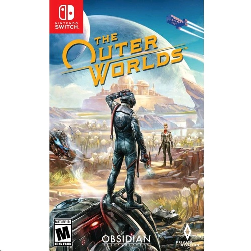 Nintendo The Outer Worlds