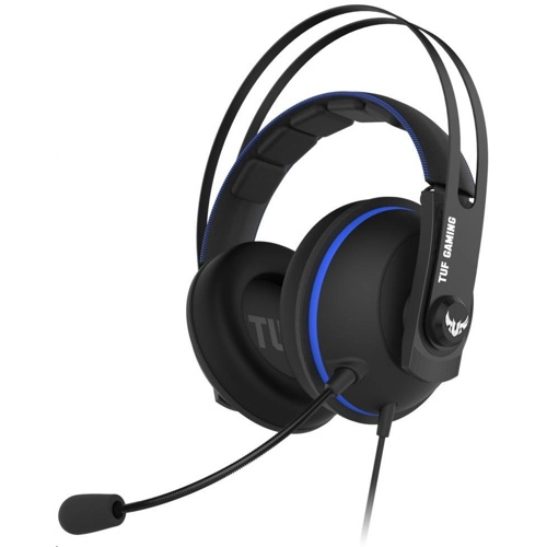 ASUS TUF Gaming H7 CORE Wired Gaming Headphones